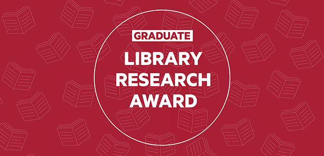 Graduate Library Research Awards