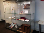 Not Silent: Finding Voices in Civil War Artifacts Exhibit Display Case image 2
