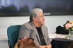 Los Angeles Poet Laureate and Urban Peace Activist Luis Rodríguez