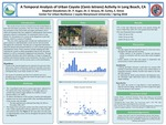 A Temporal Analysis of Urban Coyote (Canis latrans) Activity in Long Beach, CA