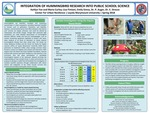 INTEGRATION OF HUMMINGBIRD RESEARCH INTO PUBLIC SCHOOL SCIENCE by Kaitlyn Yee, Maria Curley, Lisa Fimiani, and Emily Simso