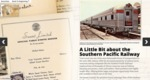 Notes from a Southern Pacific Railway Porter by Julia Lee and Melanie Hubbard