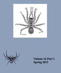 The Sex Life of Spiders (or Adventures in Spider Sexual Biology) by Martina Ramirez