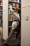 The Haunting of Hannon Library II: The Last Voyage of the Flying Dutchman