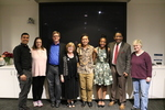 The Cast and Crew of LMU Speaks