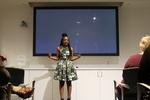Kaelyn Sabal-Wilson at LMU Speaks