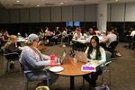 Students at the 2017 Long Night Against Procrastination by John M. Jackson