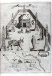 Illustration from Athanasius Kircher's <em>Obelisvs Pamphilivs</em>, 1650