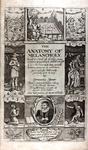 <em>The Anatomy of Melancholy</em>, 1676
