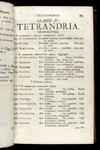 Page from <em>Systema Naturæ</em> by Carl Linnaeus, 1758-59