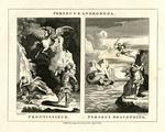 Illustrations by William Hogarth, <em>Perseus & Andromeda</em>, 1808