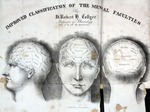 """Improved Classification of the Mental Faculties"" by Dr. Robert H. Collyer, Professor of Phrenology"