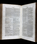 Pages from <em>The Dramatic Works and Poems of William Shakespeare</em>, 1837
