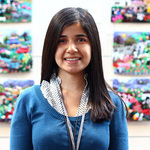 Nataly Blas, Business Librarian