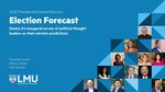 Election Forecast: 2020 Presidential General Election