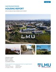 Housing Report by Fernando J. Guerra, Brianne Gilbert, and Mariya Vizireanu