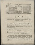 Decree of the Assemblee Nationale (1791) 1