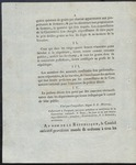 Decree of the Convention Nationale (1793) 2