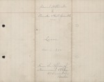Lease (Massachusetts) 1882 5