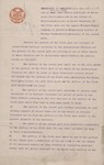 Agreement by Australians to Sell Glass 1898 1