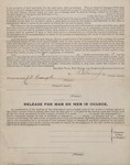 Livestock Contract (New York) 1903 2