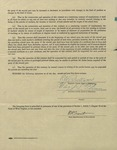 Teacher's contract of Employment (West Virginia) 1940 3
