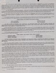 William Morris Agency Contract (New York) 1960 4