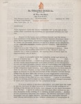 Theatre Guild Contract (New York) 1952 1