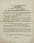 NH Governor proclamation 1824