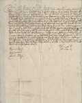 Will of George Green 1708