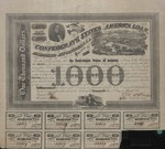 Confederate States Bonds 1863 1