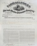 Fire and Marine Insurance Company 1873 1