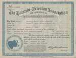 Holstein-Friesian Association 1929 1