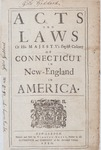 Acts and Laws of Connecticut (1750) 1