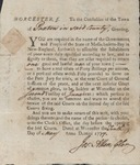 1777 Summons for a Juror 1