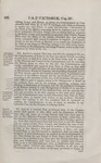 Act of Parliament Under Queen Victoria (1838) 2