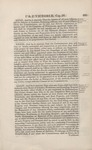 Act of Parliament Under Queen Victoria (1838) 11