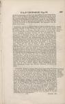 Act of Parliament Under Queen Victoria (1838) 13