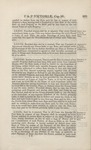 Act of Parliament Under Queen Victoria (1838) 25