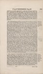 Act of Parliament Under Queen Victoria (1838) 29