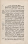 Act of Parliament Under Queen Victoria (1838) 32