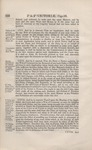 Act of Parliament Under Queen Victoria (1838) 38