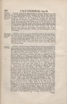 Act of Parliament Under Queen Victoria (1838) 40