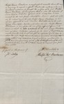 Agreement for Legal Practice and Clerkships (1825) 3