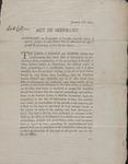 Act of Sederunt (1797) 1