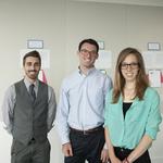 2013 ULRA Winners: Michelle Iafe, Matthew C. Robinson, Spencer W. Roberson