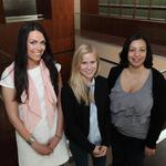 2011 ULRA Winners: Noelle Toland, Alice Beretta, Nerissa Irizarry