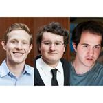 2015 ULRA Winners: Ian T. Miller, Dean Messinger, Emmett J. Schlenz