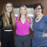 2017 ULRA Winners: Tara Edwards, Clare Sitzer, Rachel Napierkowski