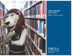 William H. Hannon Library Year in Review 2014 – 2015 by William H. Hannon Library